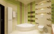 Как же определиться с цветом плитки для ремонта собственной ванной?