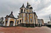 На юго-востоке столицы введен в эксплуатацию храм в честь Сретения Господня — Лёвкин